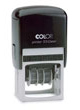 Order your custom self inking Colop Printer 53 date stamp online from Gage Stamp and Badge, Barrie Ontario Canada. Your premier source for quality custom made Colop self inking dater rubber stamps.