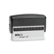 Order your custom self inking Colop Printer 15 stamp online from Gage Stamp and Badge, Barrie Ontario Canada. Your premier source for quality custom made Colop self inking rubber stamps.